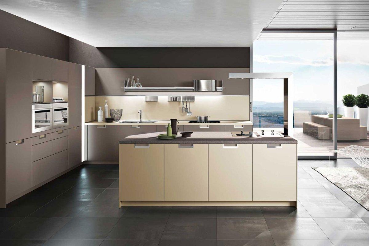 Küchen werden zur austellung