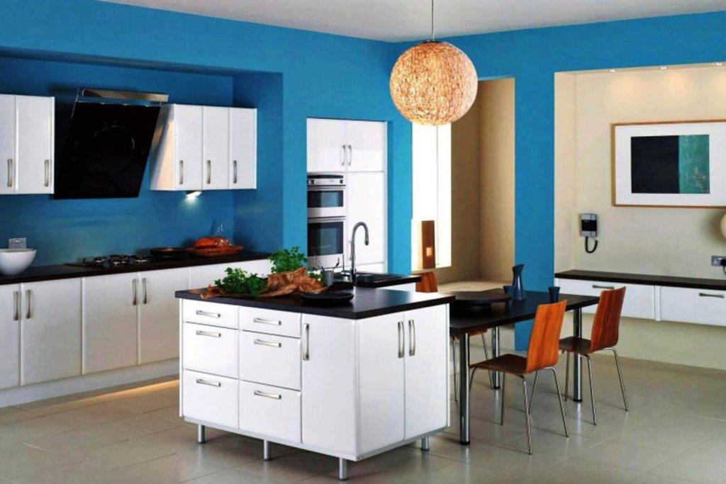 Was die Wandfarbe in der Küche alles kann! | Kurttas Küchenstudio