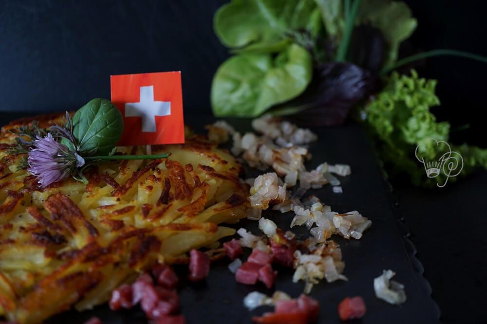 Kartoffelrösti – Ein Kurztrip in die Schweiz…
