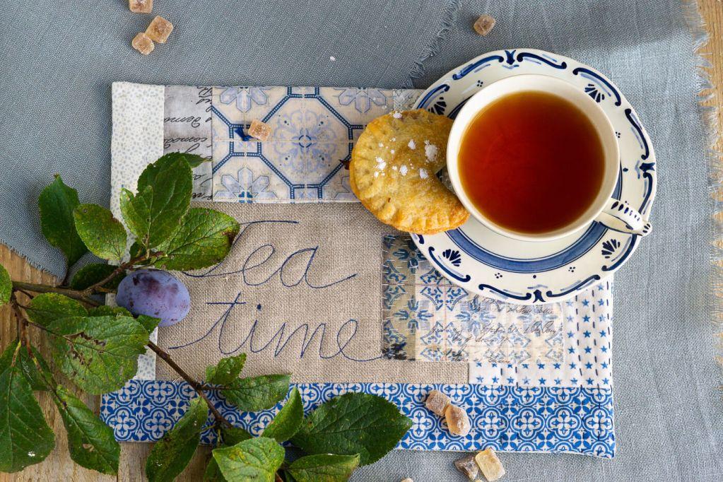 Tea Time – Pflaumentäschchen