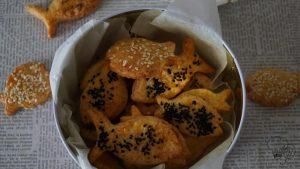 Käsegebäck – Dosenfisch mal anders