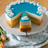 Swimmingpool-Torte