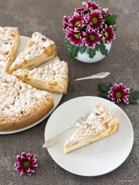 Aprikosen-Quark-Streuselkuchen - Die Kchenzuckerschnecke