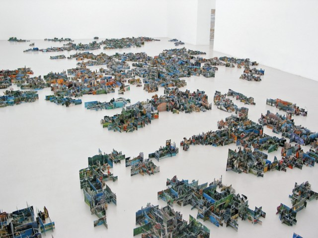 A World of Difference, 2001 - Installation View Kunstverein Hannover, 2003