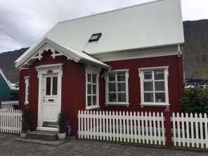 Häuser in Ísafjörður