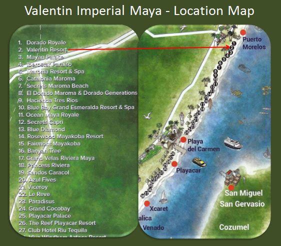 Valentin Imperial Maya Kugler Travel Marketing