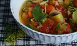 Ponedjeljak bez mesa: Ljetna povrtna supa