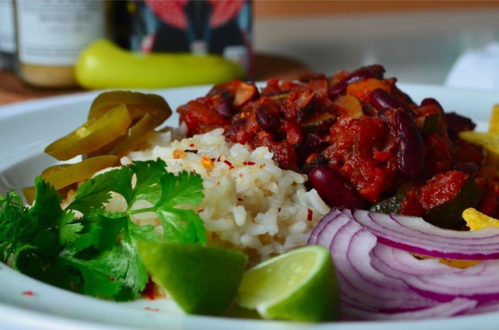 Ponedjeljak bez mesa: Chili sin carne