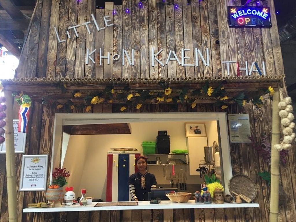 Razglednice sa street food marketa Storm's Pakhus
