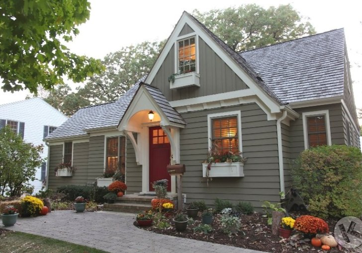 Siding Colors For Ranch Homes