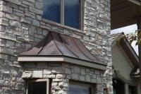 Metal Roofre: Bay Window Metal Roof