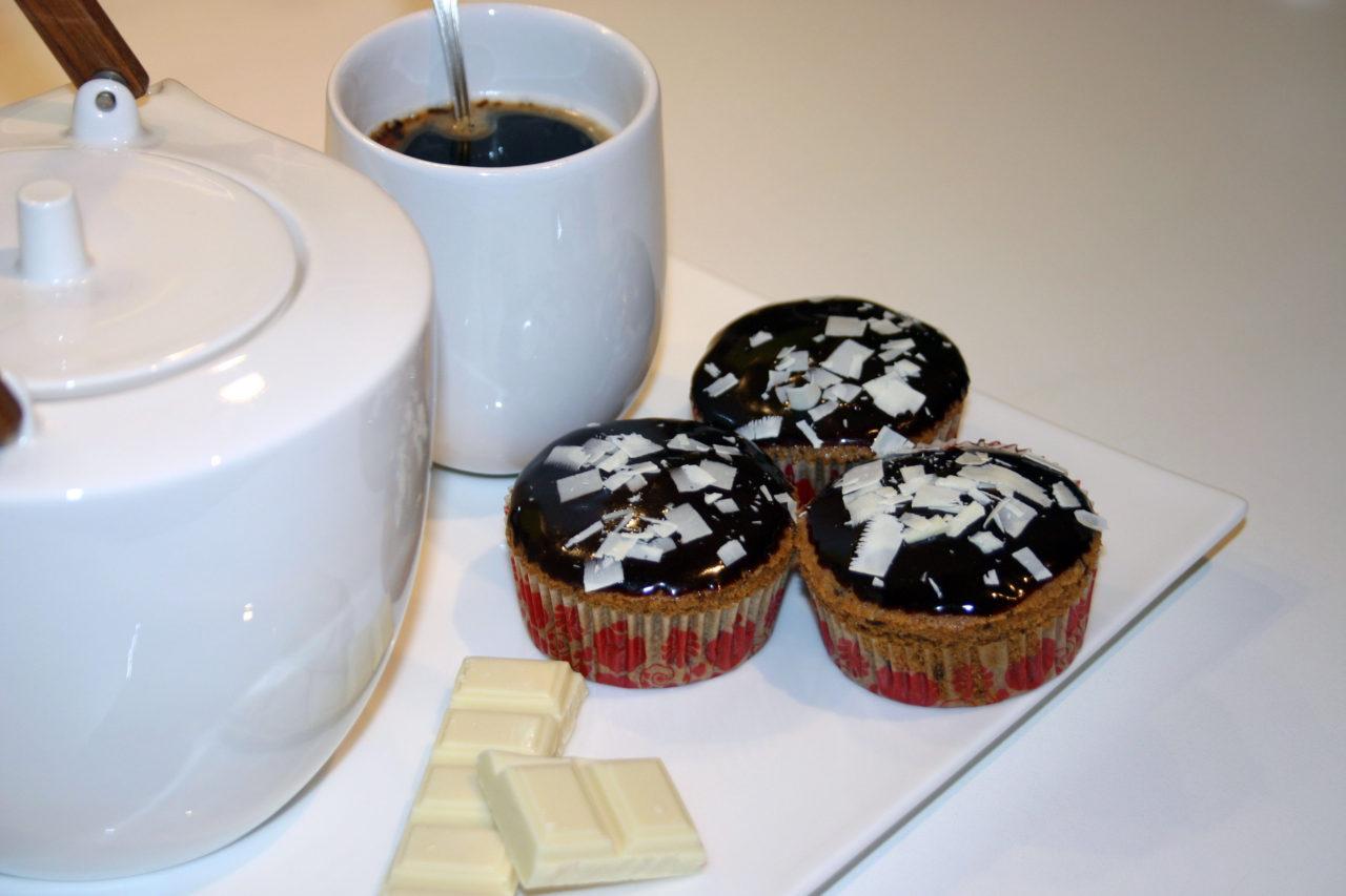 Cupcake choco-café