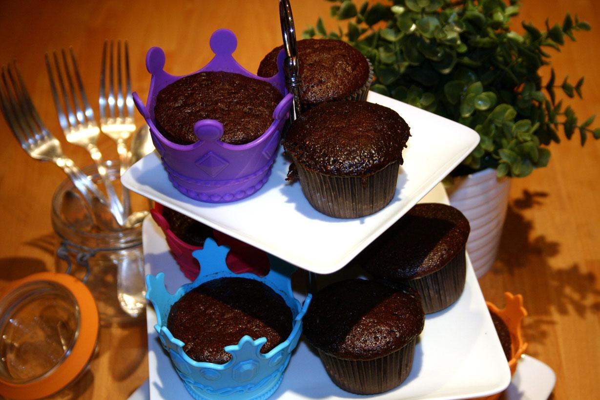 Cupcakes au micro-ondes