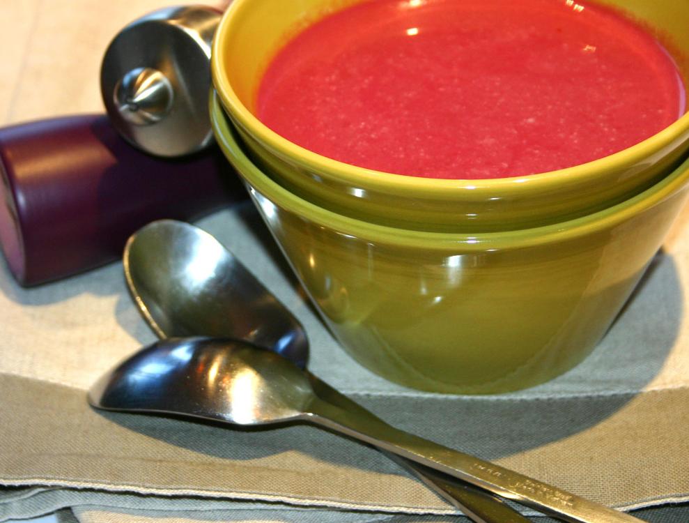 Soupe de betteraves