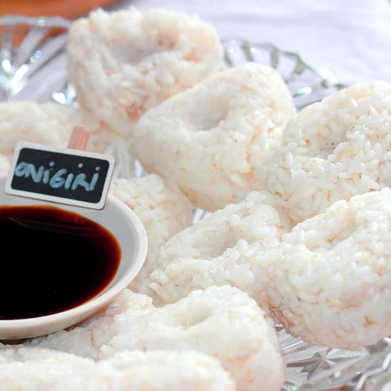 Onigiri au thon