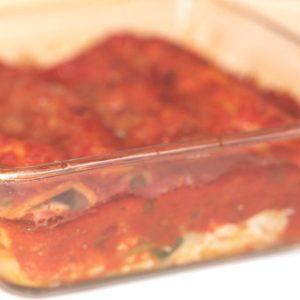 Cannelloni végétariennes