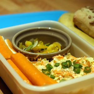 Lunchbox#2 : coleslaw light