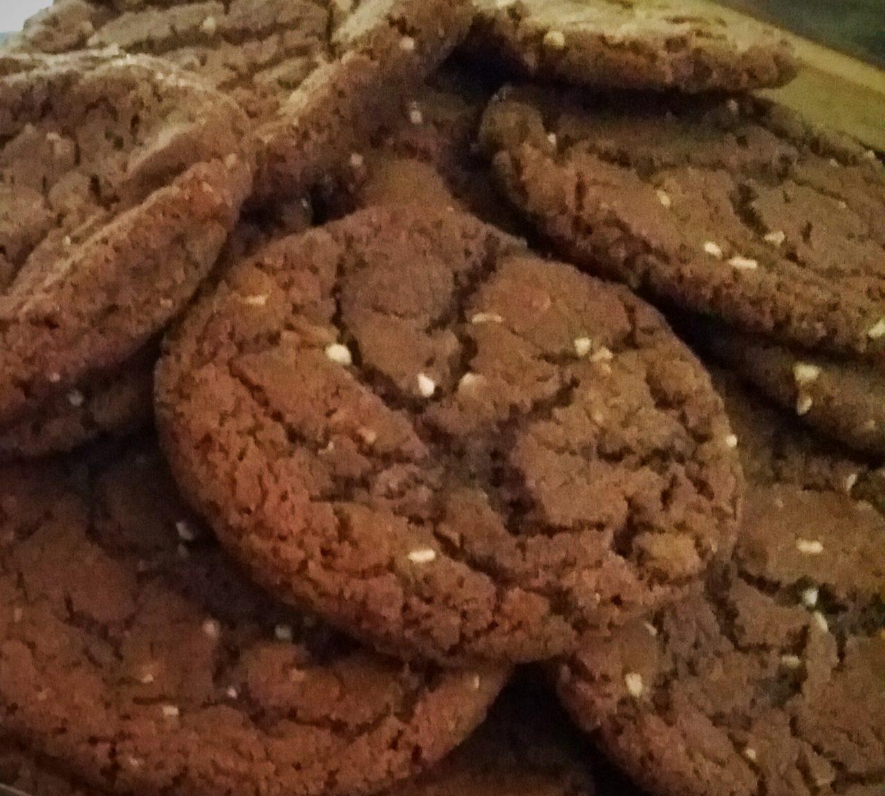 Cookies chocolat pralin