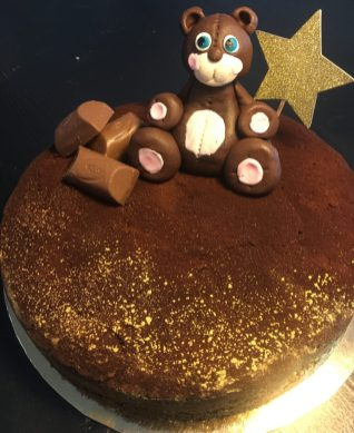brownieTrufféSesameNoir