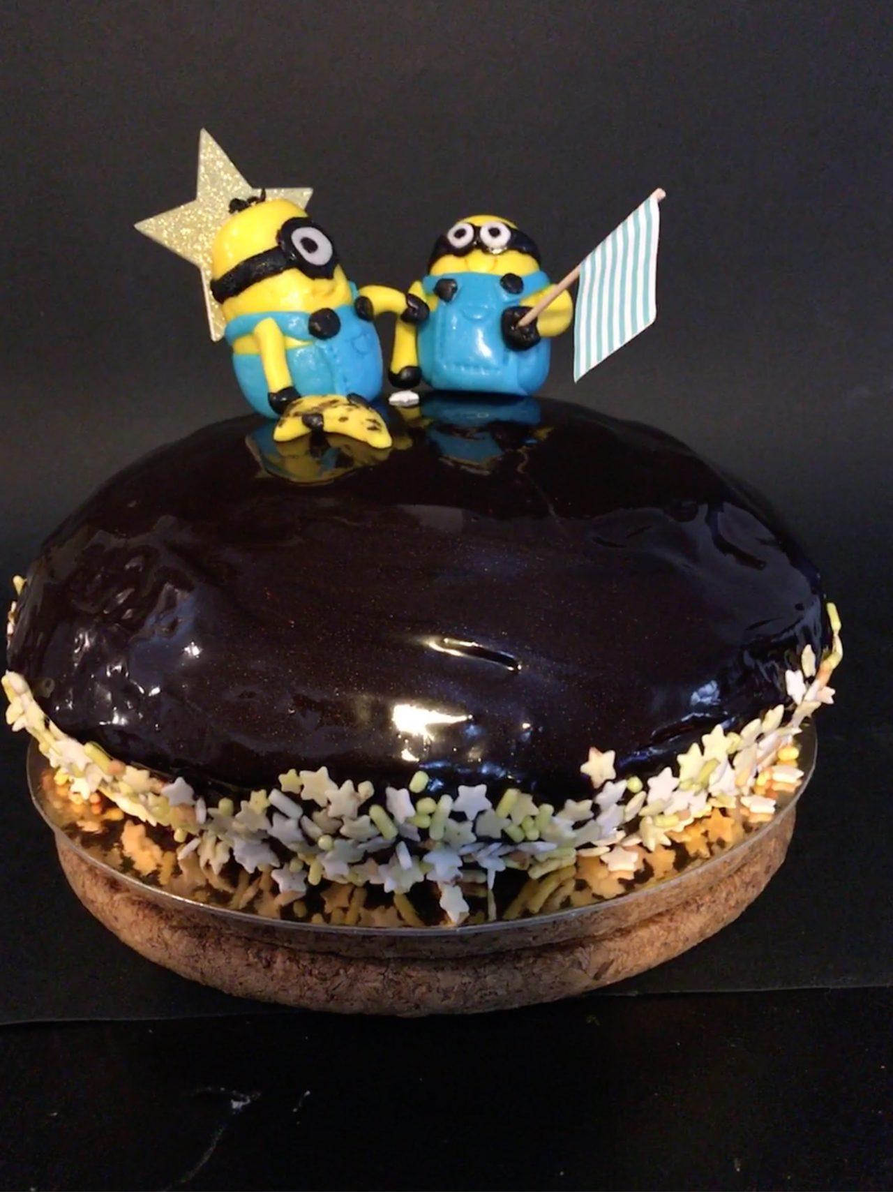 Minions Cake – Gâteau anniversaire