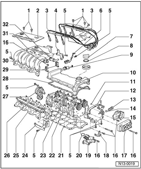 Vw Vr6 Engine Diagram 2004, Vw, Free Engine Image For User