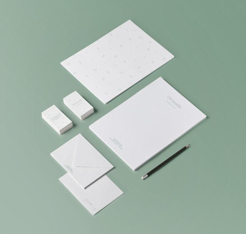 Logotipo, reforma, arquitectura para Farmacia Olimpiadas