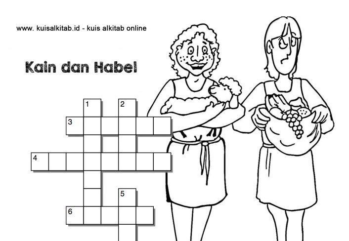 Teka-Teki Silang Alkitab Kain dan Habel