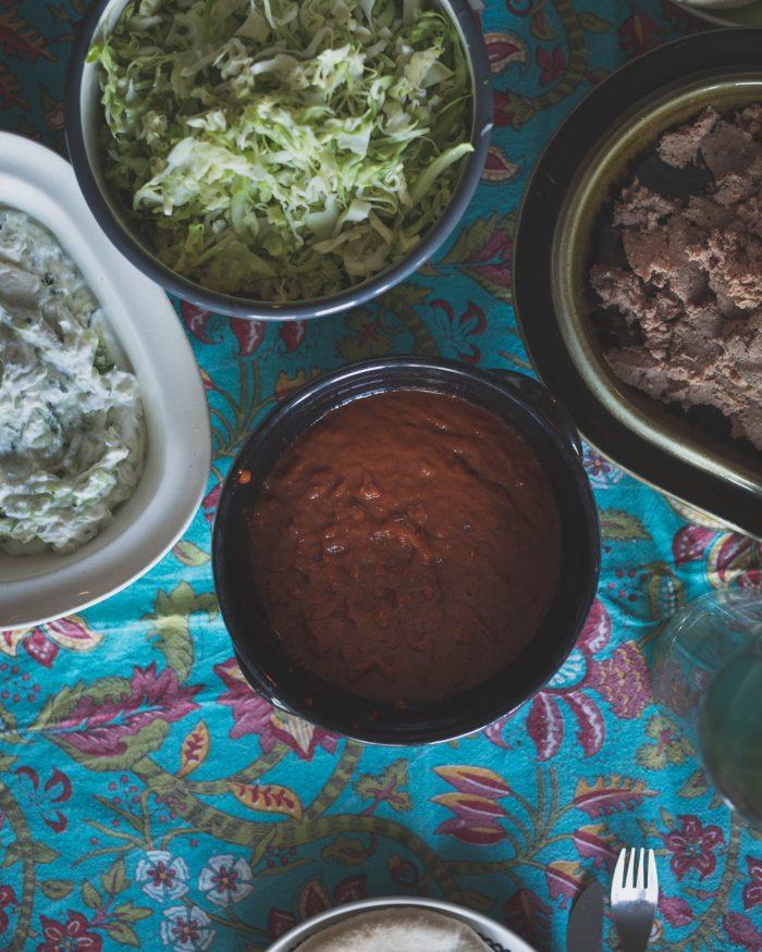 Itse tehty kebab | kebu | pitaleipä | kebabkastike