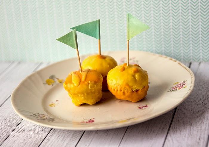 Limen makuiset minimuffinssit