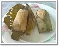 Apam kukus Negeri Sembilan