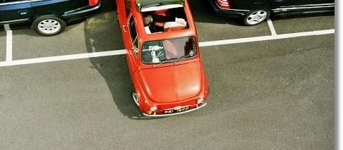 cara meletak kenderaan