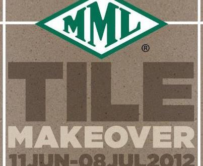 Hadiah Baik Pulih Dan Pemasangan Jubin Percuma Dengan MML Makeover Contest