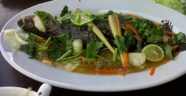 Baung Lat Danau Bay Cafe, Tasik Kenyir