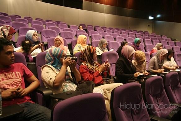 seminar jom kurus kevin zahri