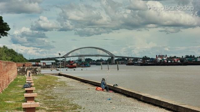 Jambatan Tok Pasai, Kota Kuala Kedah
