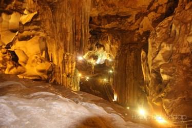keadaan dalam gua tempurung