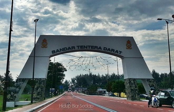 Bandar Tentera Darat