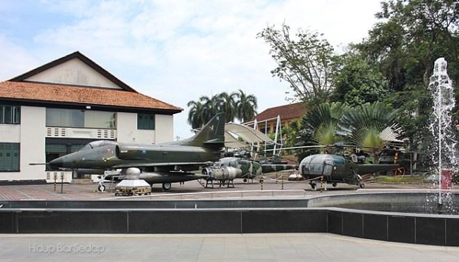 muzium tentera