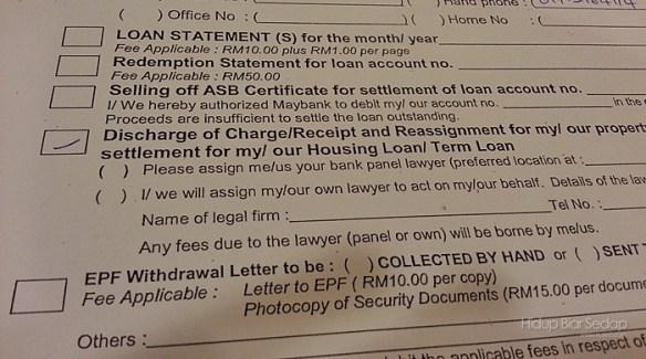 full payment loan rumah