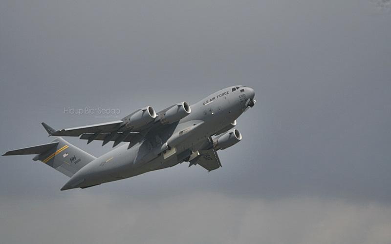 Boeing C-17 U.S. Air Force