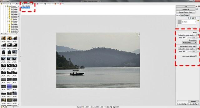 cara edit gambar photoscape