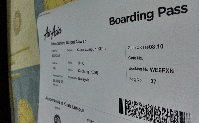 boarding pass air asia