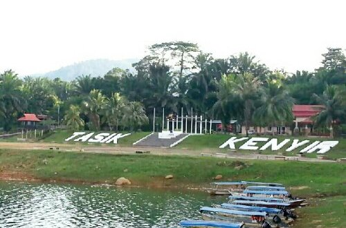 Tiket Bas Tasik Kenyir Kuala Lumpur