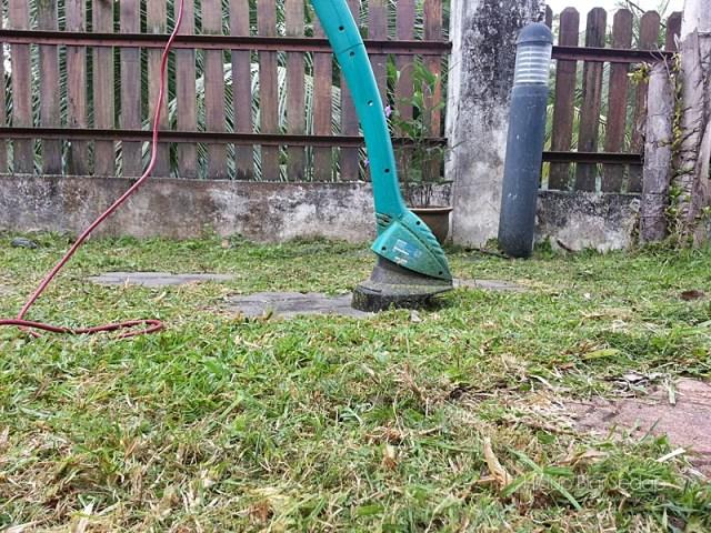 pemotong rumput Bosh