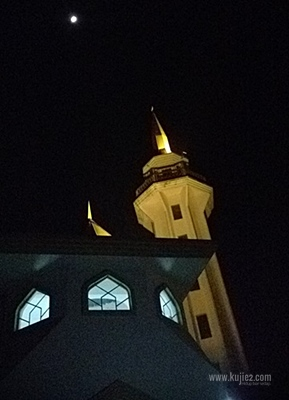masjid darul iman serendah