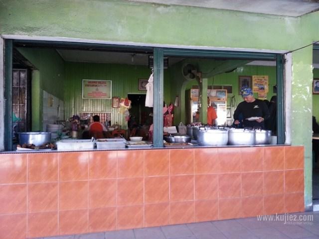kedai makan di pengkalan kubur