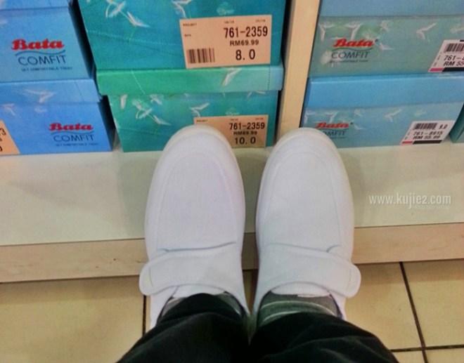 kasut bata