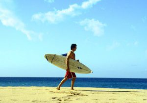 ハワイ サーフィン ワイキキ バケーション タイムシェア