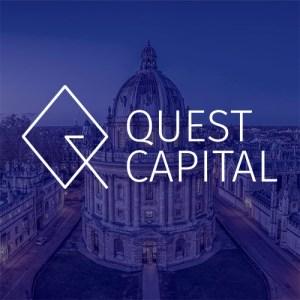 Kuki Design Quest Capital Logo Webseitengestaltung