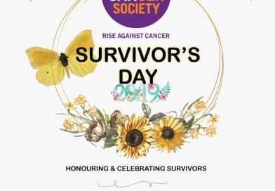 Indian Cancer Society, Delhi Celebrates Survivor's Day on 09 Feb 2019 At Saket Mall